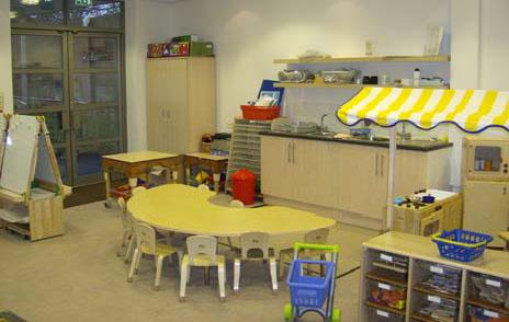 School Class Room