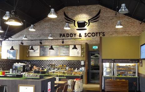 Paddy & Scotts